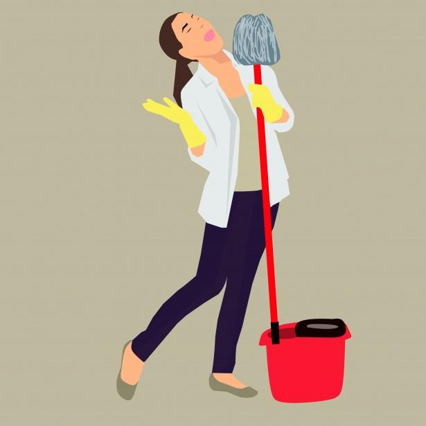 Empregada doméstica não pode estar em regime de trabalho intermitente