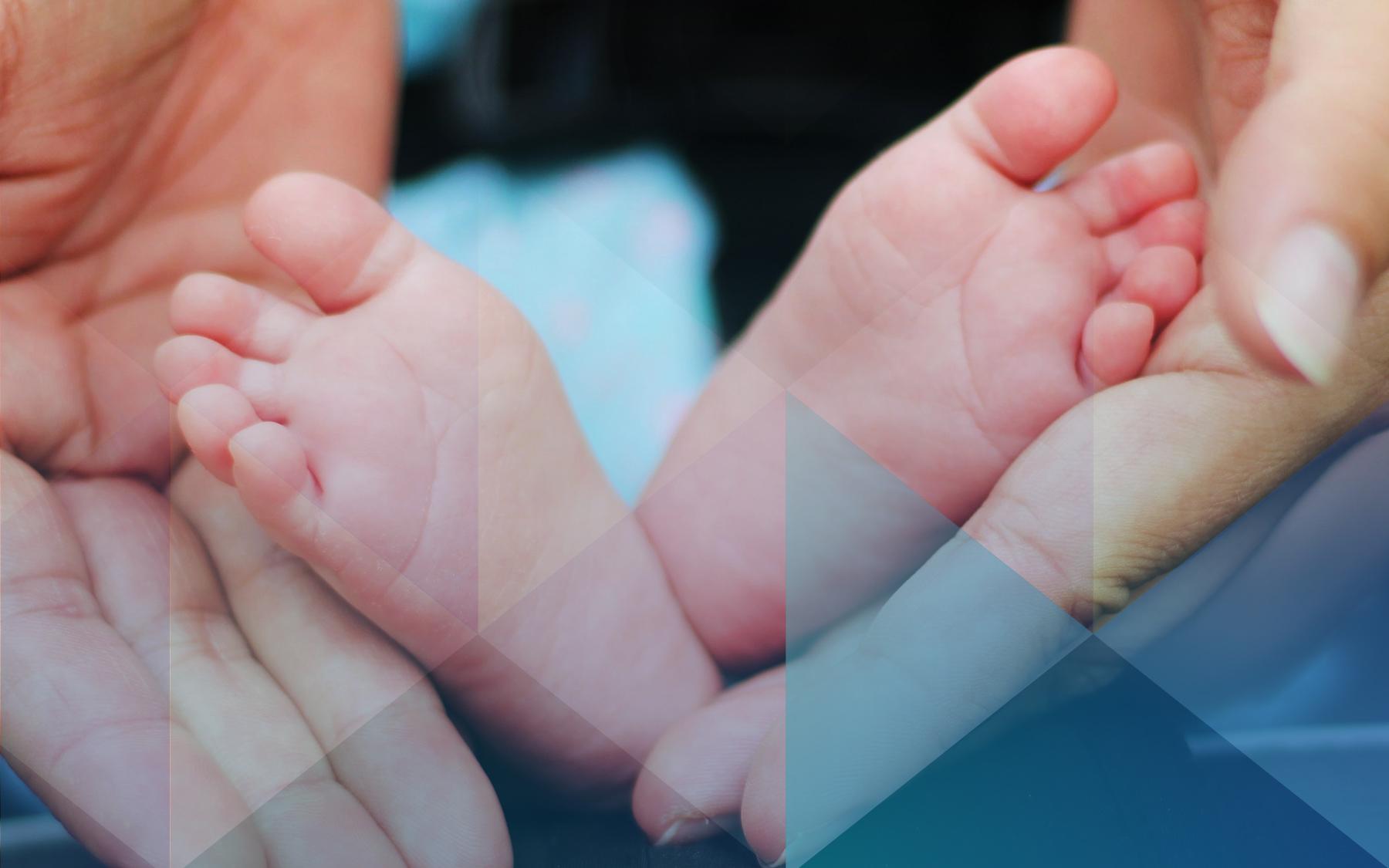 Mãe com direito à licença-maternidade