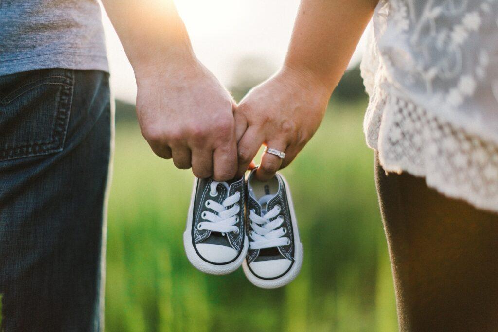 Pais devem manter o sustento da criança