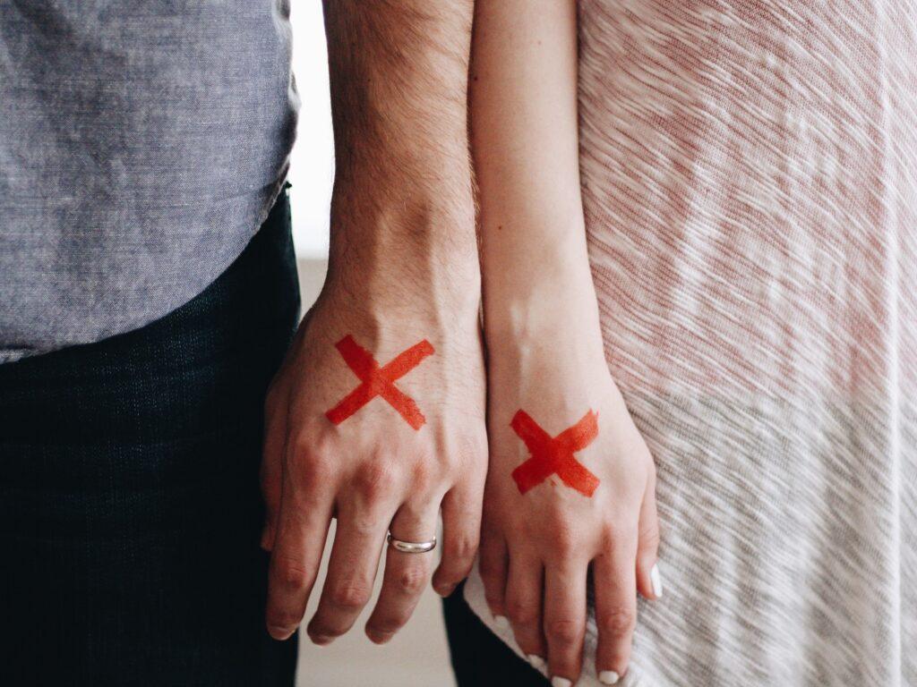 Impedimentos da união estável e casal impedido de se unir
