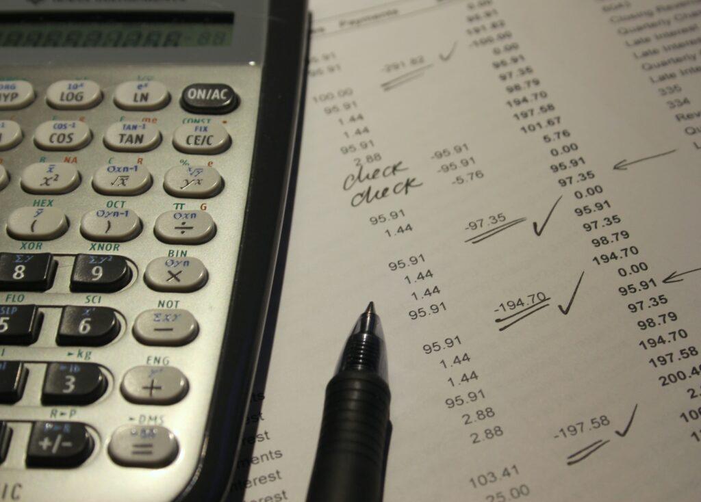 Cálculo de revisão do fgts