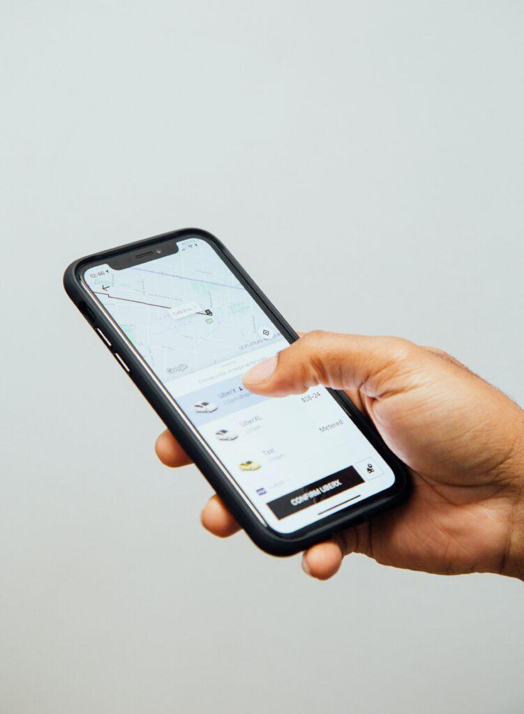 uber aplicativo